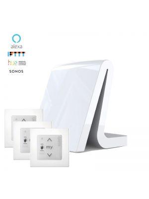 Somfy Smart Home Kit Premium Pure inkl. Funk-Nachrüstung